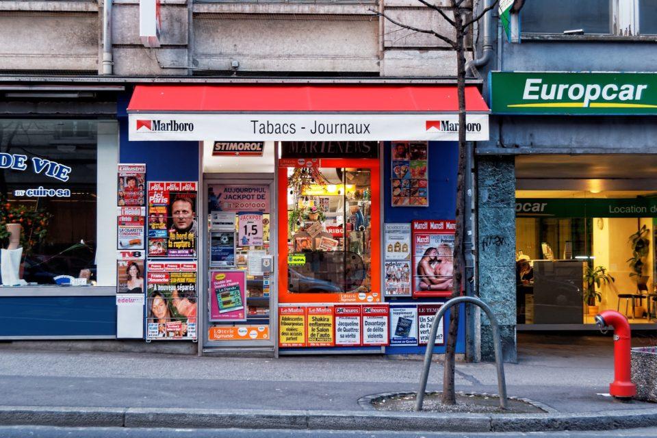Création de sites internet à Lausanne et dans sa région